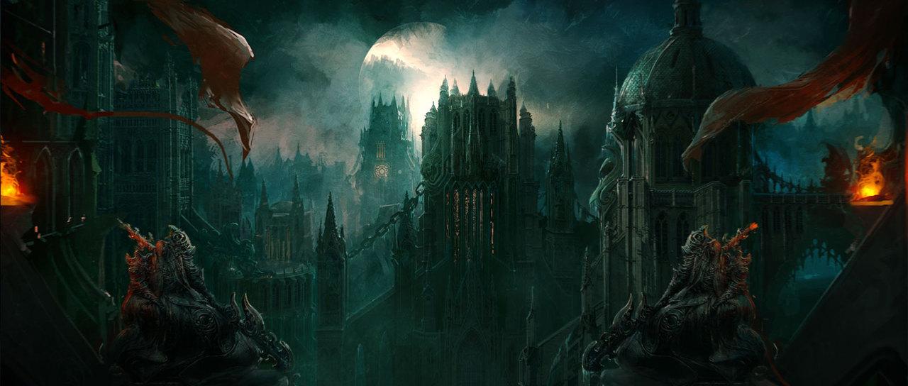 恶魔城暗影之王2最新精致截图欣赏
