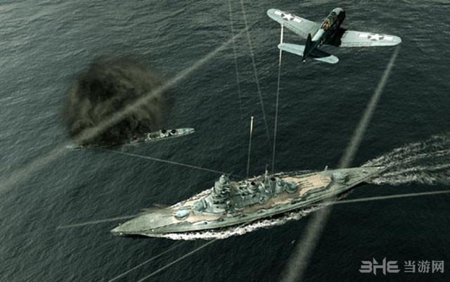 战场太平洋战役