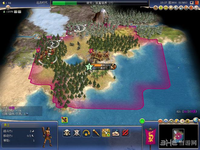 文明4截图1