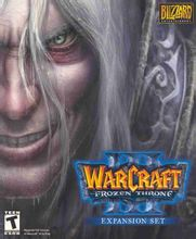 魔�F��(zheng)霸(ba)3冰封王座(Warcraft III:The Frozen Throne)1.24e中文(wen)版(ban)