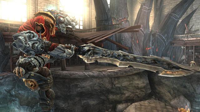 暗黑血统战神之怒截图3