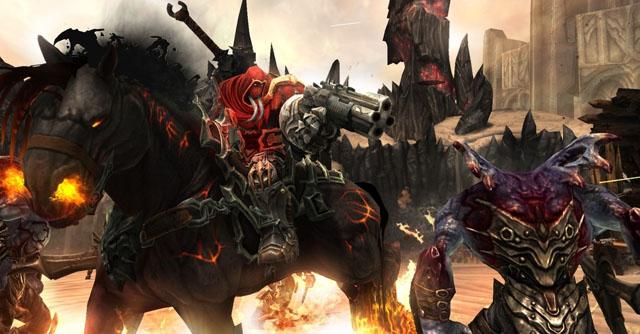 暗黑血统战神之怒截图4