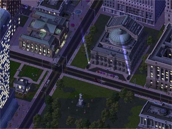 模拟城市4尖峰时刻截图2