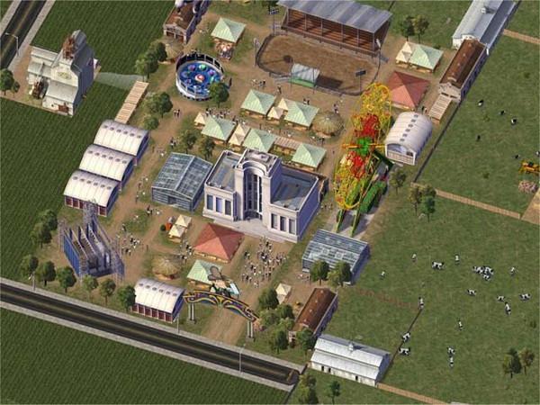 模拟城市4尖峰时刻截图3