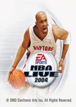 NBA live 2004英文版
