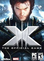 X战警3官方游戏英文版