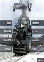 模拟火车12(Trainz Simulator 12)汉化中文版