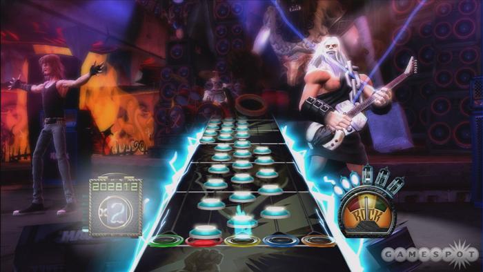 吉他英雄3摇滚传奇截图0