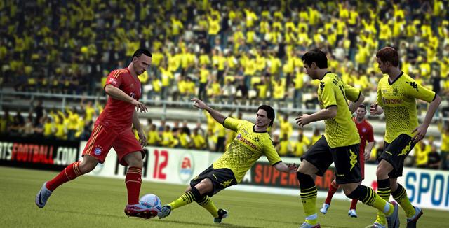 FIFA2012截图4