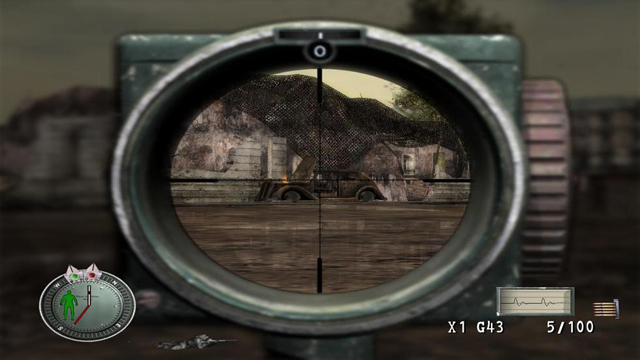 狙击精英V2