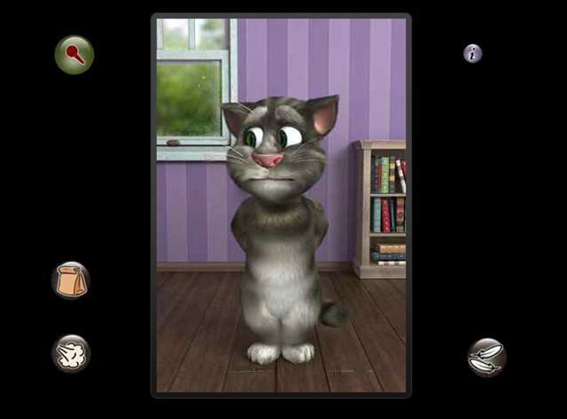 会说话的汤姆猫2电脑版截图2
