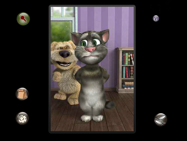 会说话的汤姆猫2电脑版