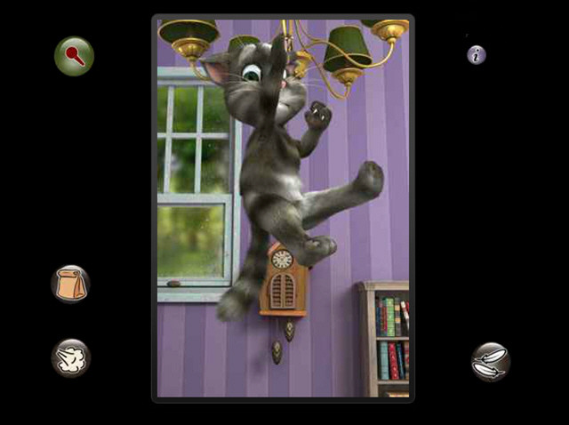 会说话的汤姆猫2电脑版截图1