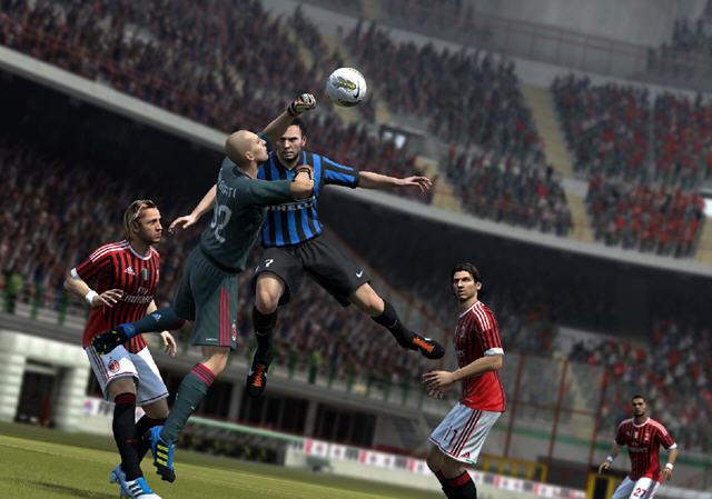 FIFA2012截图1