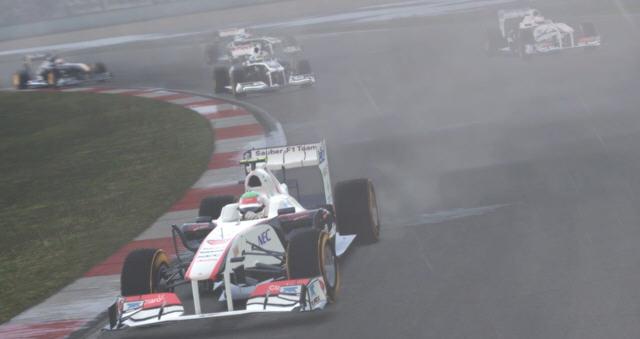 F1 2011截图5