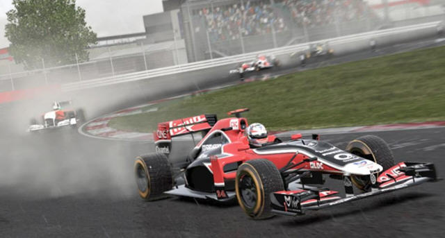 F1 2011截图4