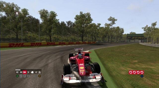 F1 2011截图3