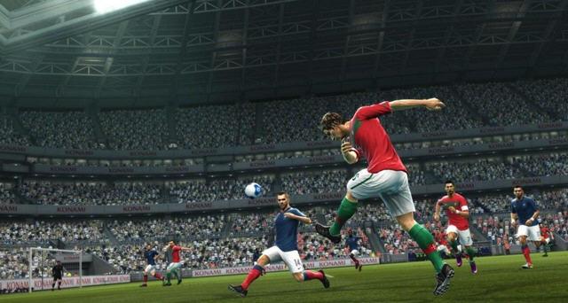 实况足球2012截图2