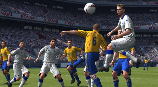 实况足球2009截图1