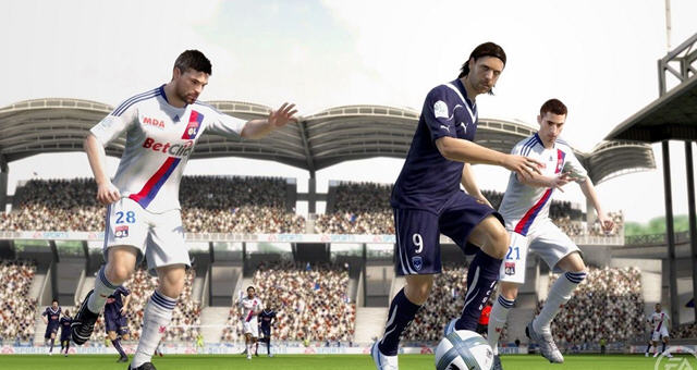 FIFA2011截图1
