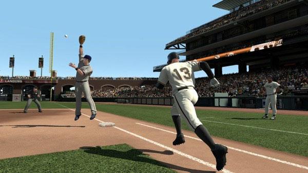 美国职业棒球大联盟2K11截图1