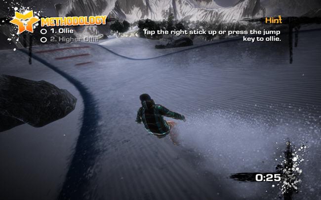激情滑雪�v空版