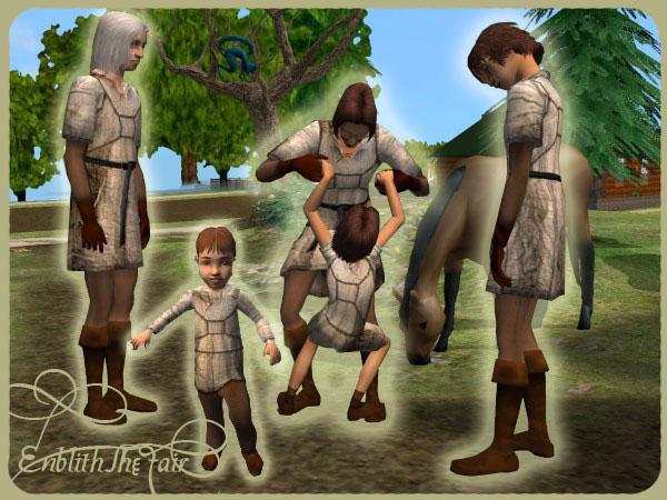 模拟人生中世纪
