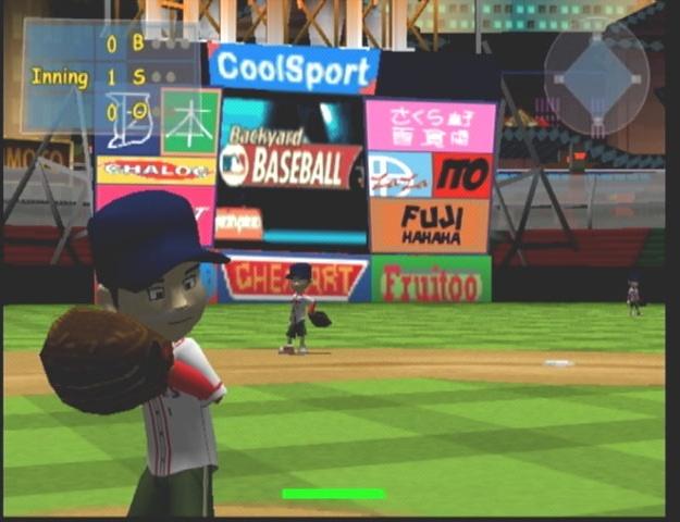 庭院棒球2007截图1