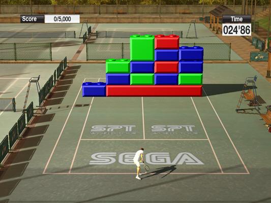 VR网球2009截图2