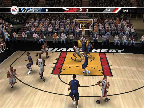 NBA2007截图3