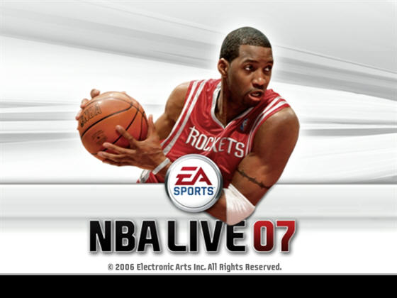 NBA2007截图2