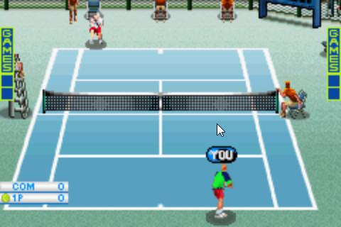 VR网球截图2