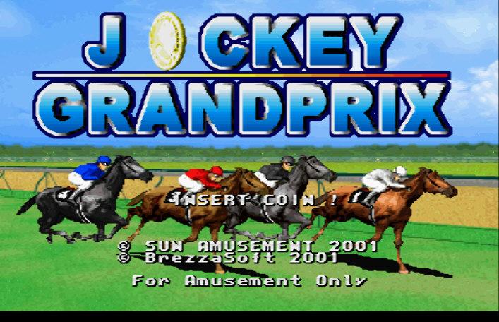��Rjockey grandprix