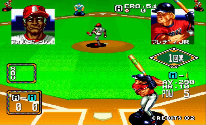 棒球之星2截图2
