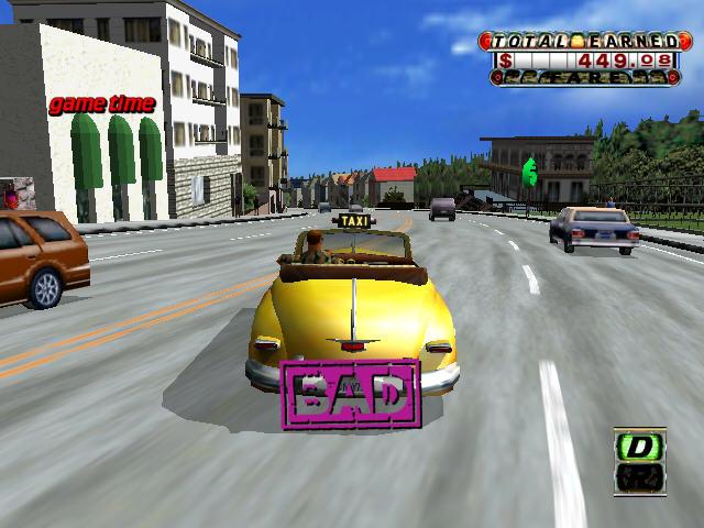 疯狂出租车2