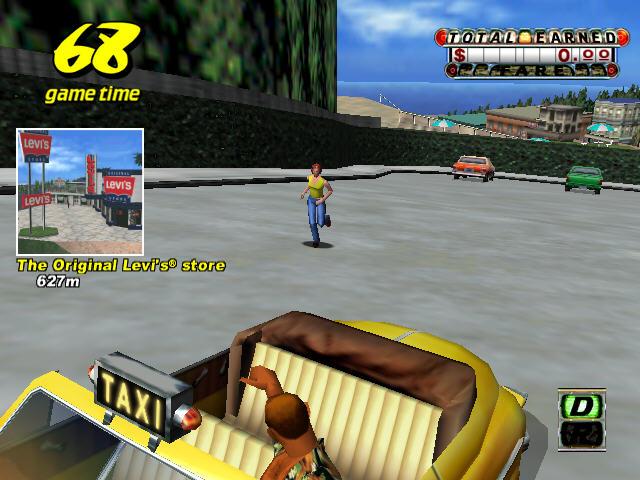 疯狂出租车2截图1