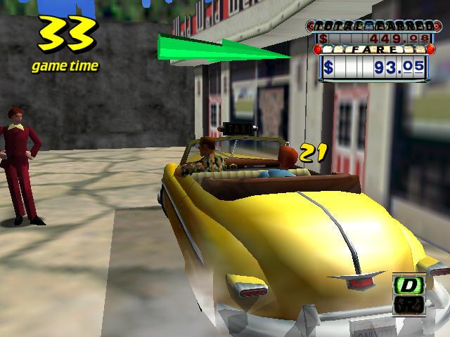 疯狂出租车2截图2