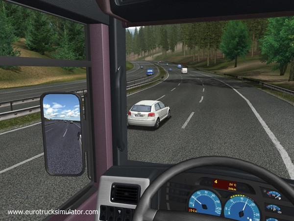 欧洲卡车模拟截图3
