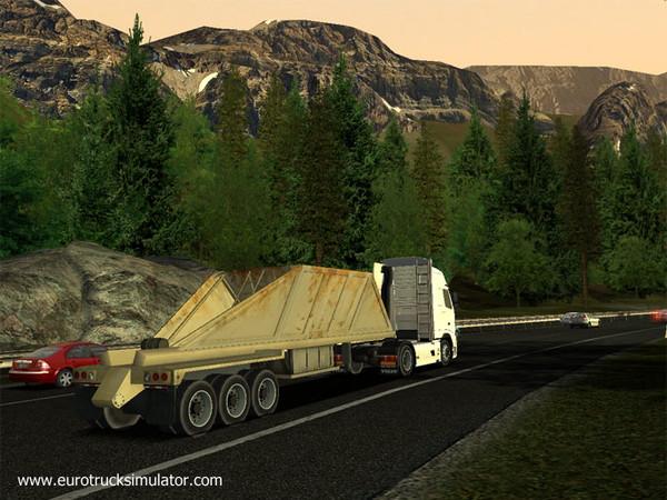 欧洲卡车模拟截图2