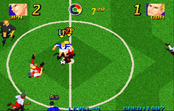 英式足球截图2
