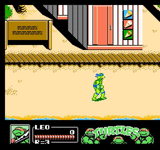 忍者神龟3