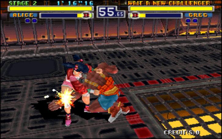 魔封兽族是款以动物为背景的格斗街机类游戏