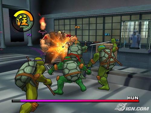 忍者神龟1+2截图4