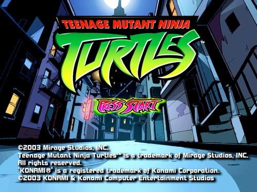 忍者神龟1+2
