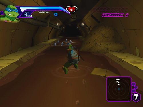 忍者神龟1+2截图1