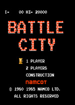 FC坦克大��(Battle City)�典��C版(ban)