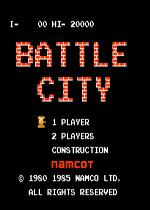 FC坦克大��(Battle City)�典��C版