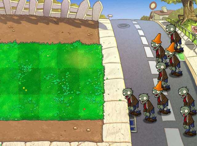 植物大战僵尸2010年度版