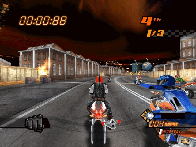 暴力摩托2006截图2