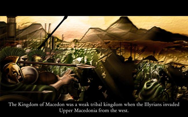 霸权古希腊战争截图2